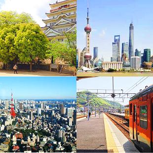 地方と都市を繋ぐプロジェクト(ローカル&グローバル/関係人口化×複業ワーカー)のイメージ